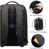 2-in-1 Travel Business Men's Backpack