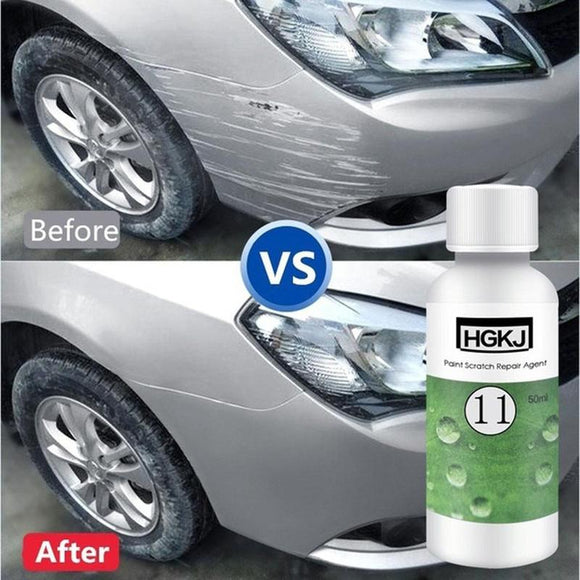 Car paint coating