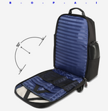 15.6-17inch Laptop Notebook Backpack with Keychain holder