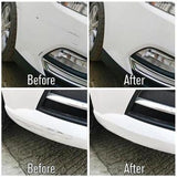Car paint scratch repair agent