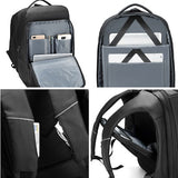 17 inch notebook men's waterproof USB charging interface backpack