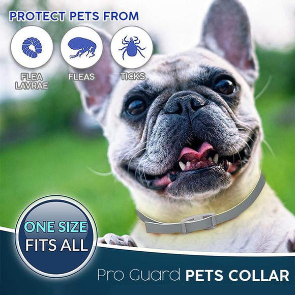 Pro Guard Flea and Tick Pets Collar(FOR DOG&CAT)BUY 2 GET FREE SHIPPING