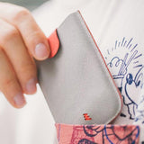 Portable Pullable Wallet ( Card Package)