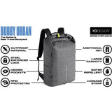 XD Design Bobby Urban Anti-Theft Cut-Proof Backpack