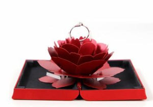 Rose Ring Box - tntonlife.com