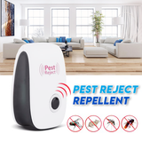 Ultra-Sonic Mosquito, Rat, And Pest Repellent(BUY 2 GET FREE SHIPPING)