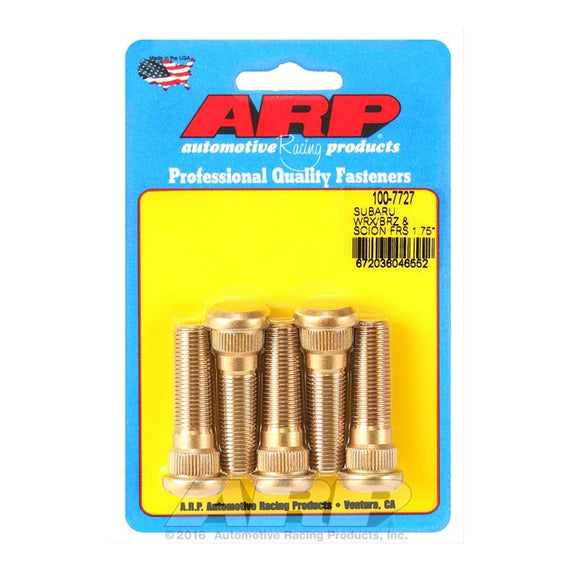 ARP Wheel Stud Kit, Standard Length
