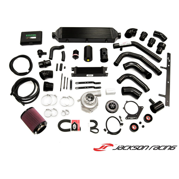Jackson Racing C30 Supercharger System CARB EO# D-700-2