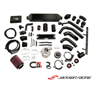 Jackson Racing C38 Supercharger System CARB EO# D-700-5