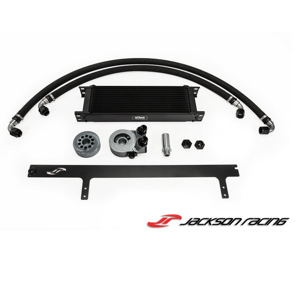 Jackson Racing Engine Oil Cooler Kit (NA)