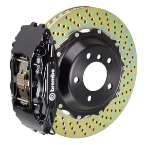 "Brembo GT Brake System - (Front) 4-Piston | 332x32 mm (13.1"") 