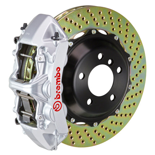 Brembo GT Brake System | 6-Piston Monobloc Calipers | 355x32mm (14