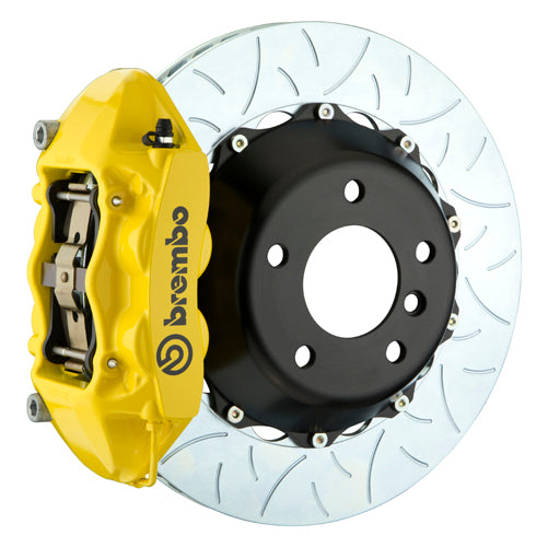 Brembo GT Brake System - (Front) 4-Piston Monoblock | 345x28 mm (13.6