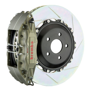 "Brembo Race Brake System - (Front) 4-Piston Calipers | 332x32 mm (13.1"") 