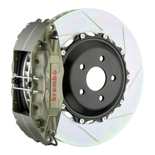 Brembo Race Brake System - (Front) 4-Piston Calipers | 332x32 mm (13.1
