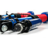 JRZ RS PRO3 SPORT Coilovers - Includes JRZ Top Mounts