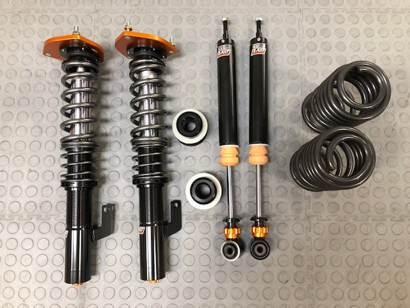 AST 5100 Coilovers - For Golf MK5, Non-Coilover Rear (Inverted)