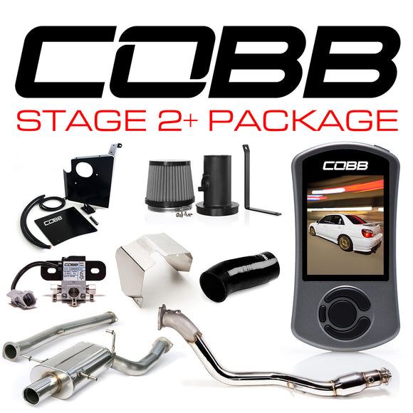 Cobb Tuning Stage 2+ Power Package w/V3