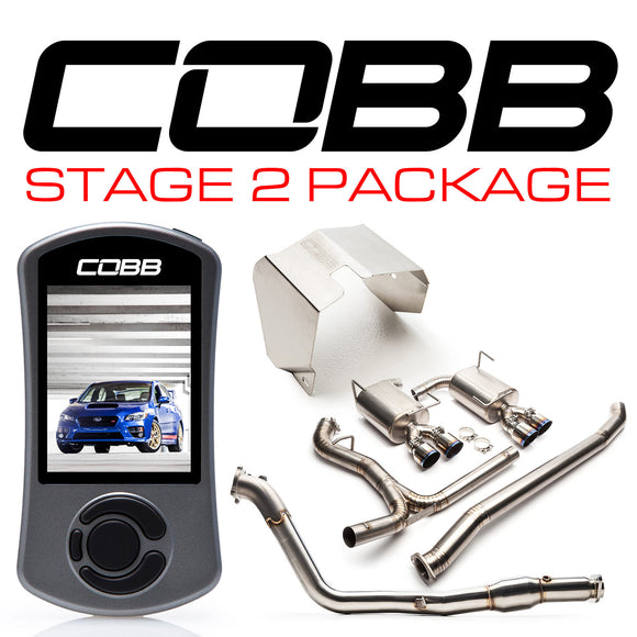 Cobb Tuning Stage 2+ Power Package