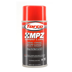 TORCO MPZ Spray Lube, 12 oz Spray Can