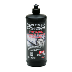 P&S Double Black Pearl Auto Shampoo (Quart)