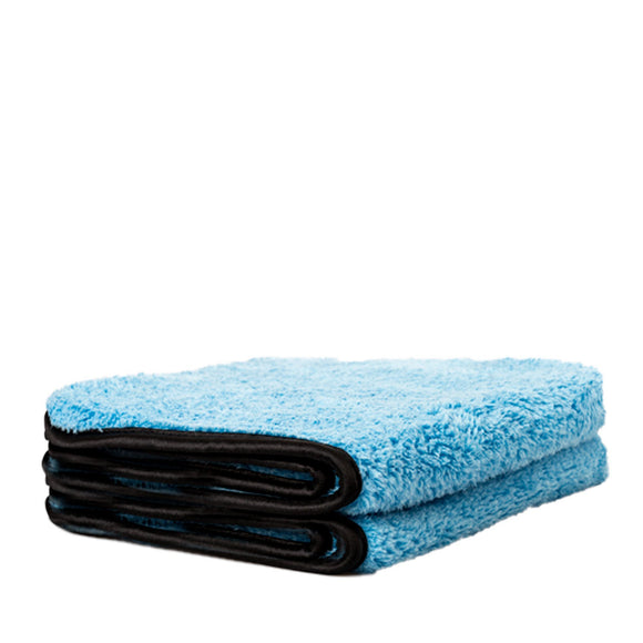 Jay Leno's Garage Plush Microfiber Towel, 2-Pack