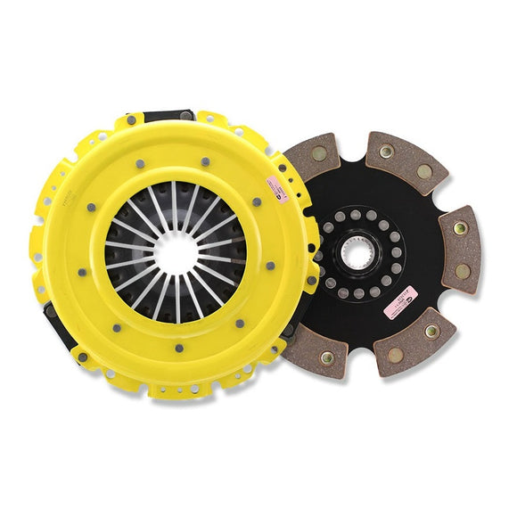ACT Xtreme Duty Monoloc Race Rigid 6 Pad Disc Clutch Kit