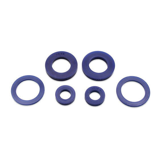 SuperPro Rear Differential Crossmember Supplement Washers (Front)