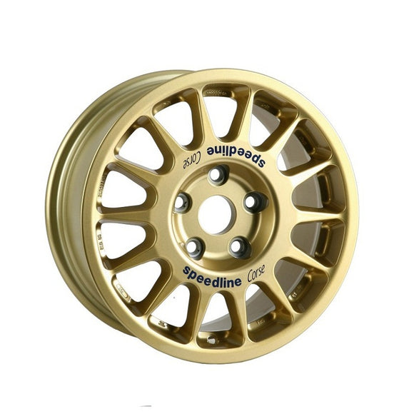 Speedline Type 2118 Gravel Rally Wheel, 15x7, 5x114.3, ET49