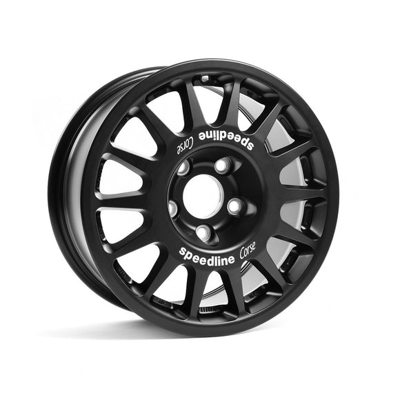Speedline Type 2118 Gravel Rally Wheel, 15x7, 5x100, ET15