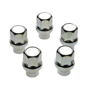 Speedline Bimecc Lugnuts, Close-End, 12x1.25
