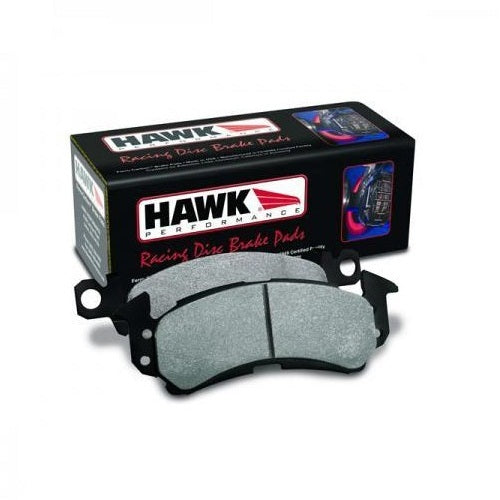 Hawk HP Plus Brake Pads, REAR Set - D1124HPP