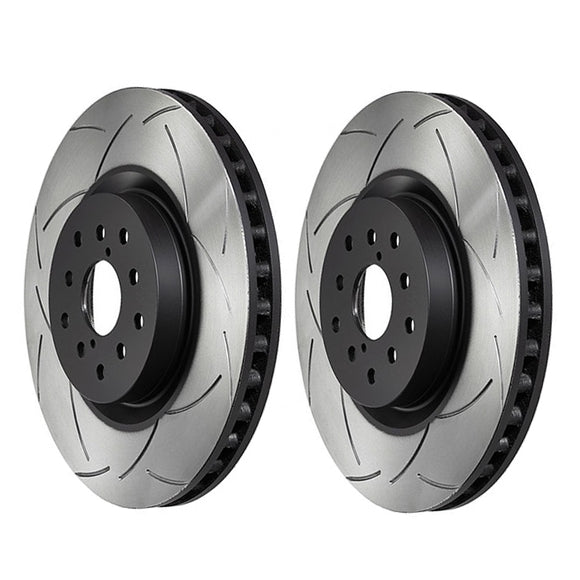 DBA T2 Street Series, Slotted Rotor, FRONT