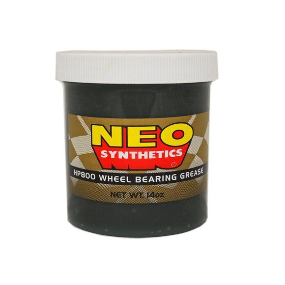 NEO Synthetics HP800 Wheel Bearing Grease, 1LB Tub