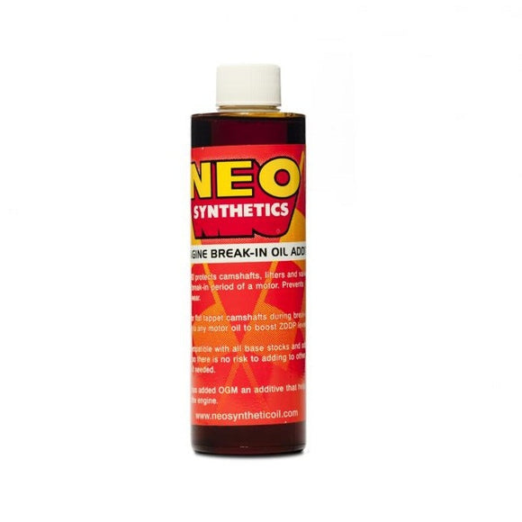 NEO Synthetics Engine Break-In Oil Additive