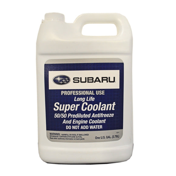 Subaru Super Blue Coolant
