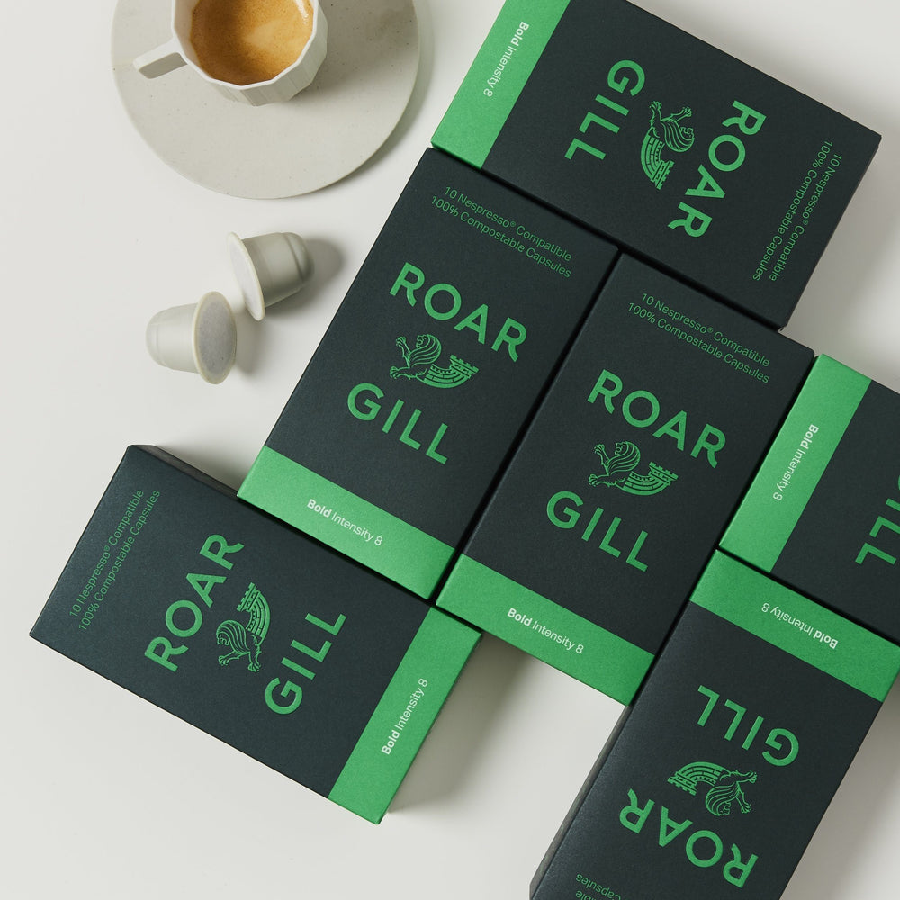 Bold | 60 Coffee Pods