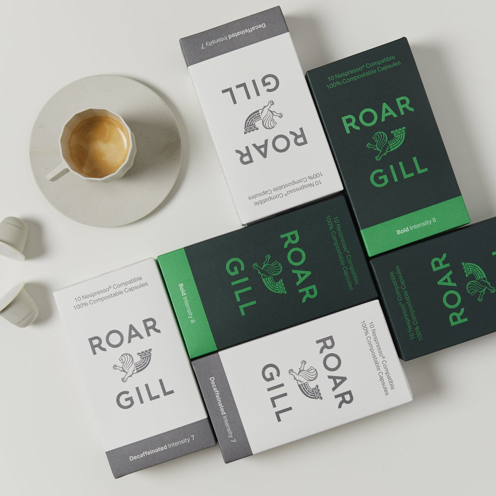 Bold & Decaf Subscription | 60 Pods