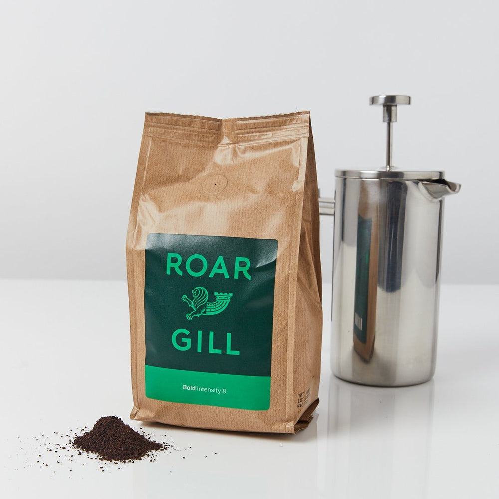Load image into Gallery viewer, Bold Ground Coffee | Medium Grind | 250g