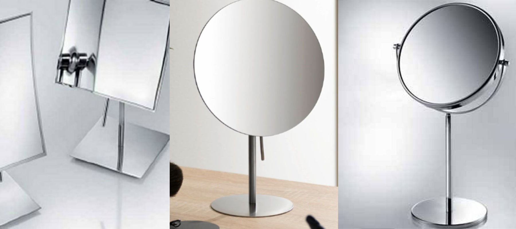 Magnifying Mirrors For Your Table or Vanity