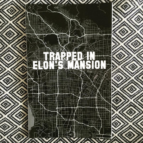 Trapped in Elon's Mansion (Paperback + Ebook)