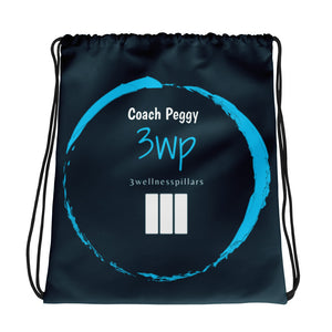 3WP Coach Peggy Drawstring bag