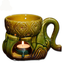 100ml Large Capacity Ceramic Aromatherapy Candle/Lamp Essential Oil Burner