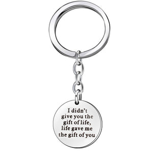 """You Are Amazing You Can Do Anything You Rock"" Key Chain"