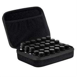 30 Bottle Essential Oils Storage Portable Case *oils not included