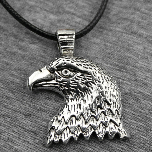 Vintage Eagle Pendant Necklace