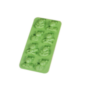 Silicone Bear Ice Mold