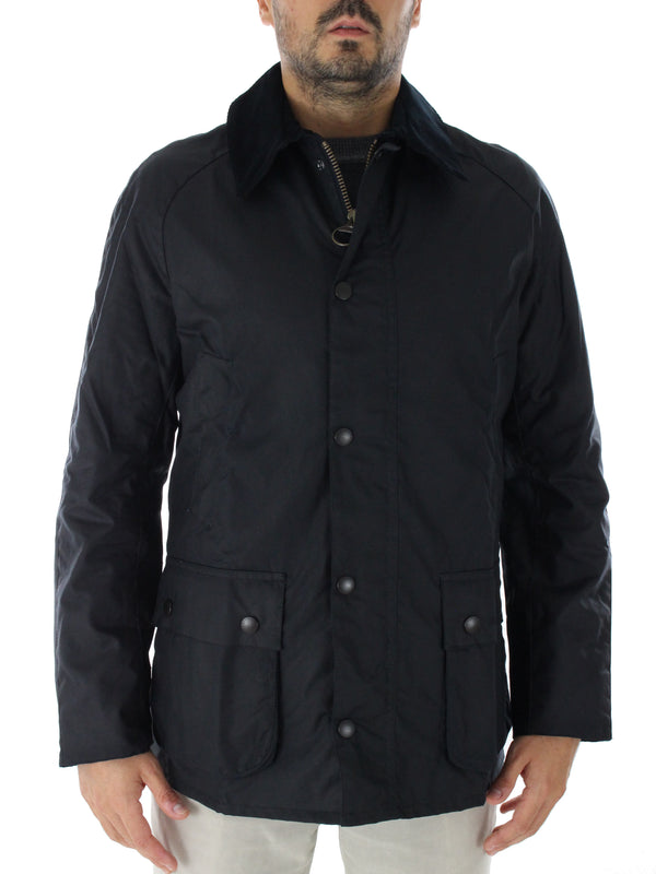 Giubbotto Ashby JKT MWX0339 blu Barbour - mario gualano