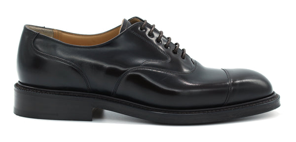 Shoe EEB010p20 LANCASTER Dark brown Church's head - mario gualano