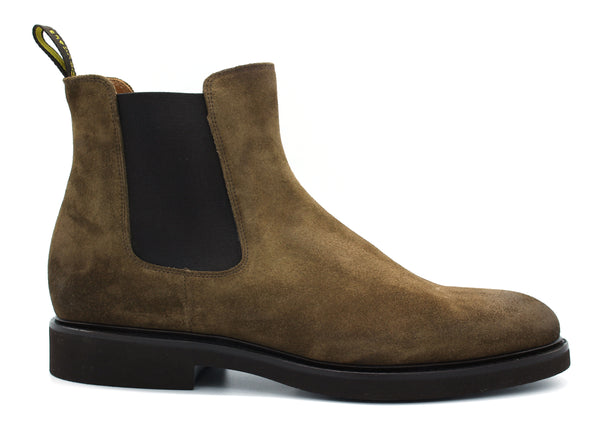 Ankle-boot 1343GENOUF tobacco Doucal' s - mario gualano